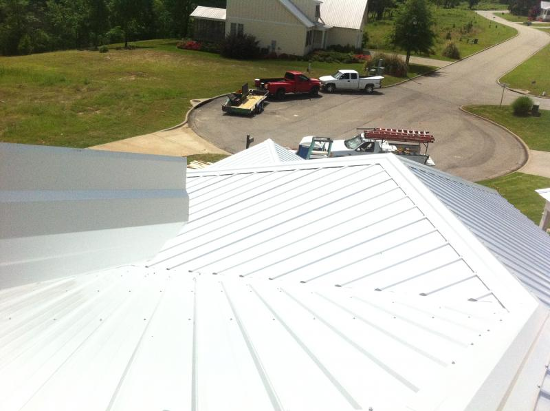 39 Brighton Pointe, Heber Springs Ar, Metal roofing installers