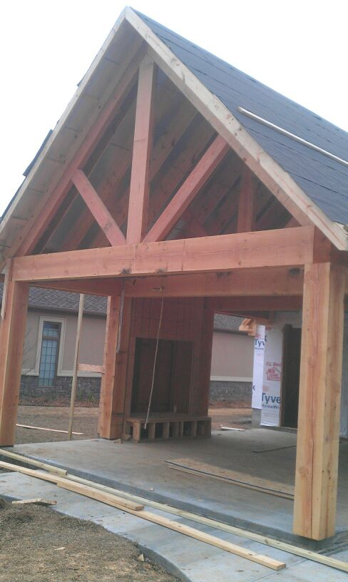Timber Frame, Heber Springs Arkansas, Custom Timber Work